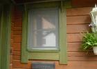 Fix szúnyogháló zöld színben